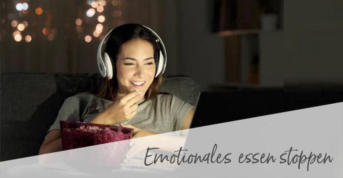#9 Hypnose & Ernährungspsychologie: Das Problem mit emotionalem essen!